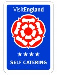 Visit England Self Catering 4 Stars