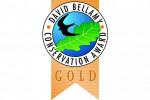 David Bellamy Conservaton Award - Gold