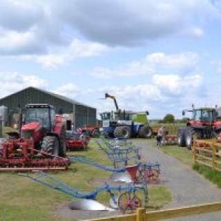 Tractor Weekend