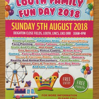 Louth Family Fun Day 2018
