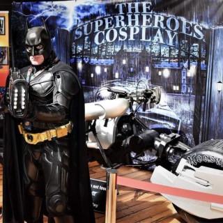 GEEKS Heroes & Foes: Skegness Mini Comic Con
