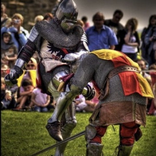 Tattershall Castle Medieval Tournament