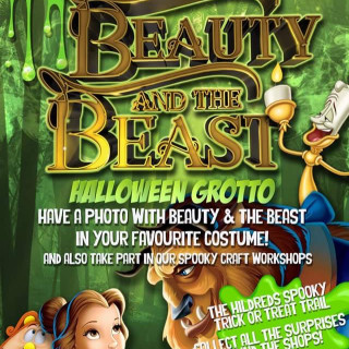 Hildreds Beauty and the Beast Halloween