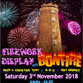 Firework Display and Bonfire Night