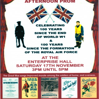 Sutton on Sea's Very Own Live Afternoon Prom