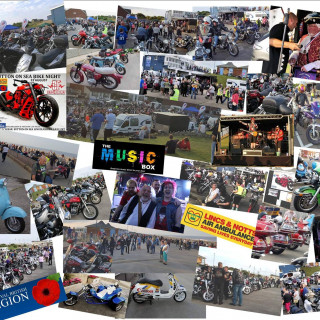 Sutton on Sea Bike Night 2019