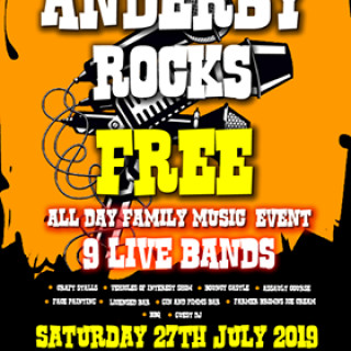 Anderby Rocks 2019