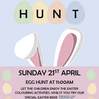 Batemans Brewery Easter Egg Hunt