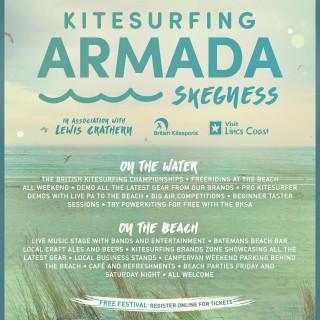 Kitesurfing Armada Skegness