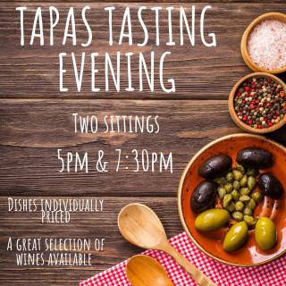 Tapas Tasting Evening