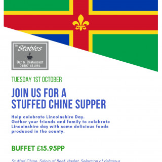Stuffed Chine Supper