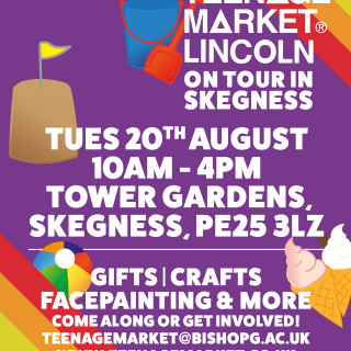 Skegness Teenage Market