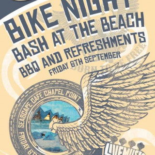 Bike Night Bash at the Beach