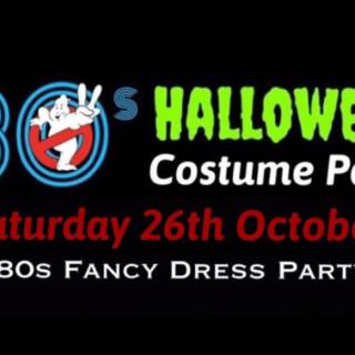 80's Halloween Costume Party