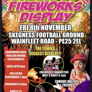 Skegness Firework Display