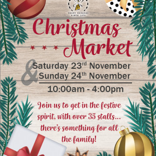 Batemans Visitors Centre Christmas Market