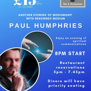 Paul Humphries Medium Night