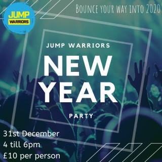 New Years Eve Disco Bounce