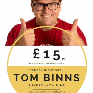 Tom Binns Comedy Night