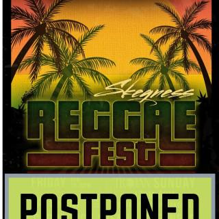 Reggae Fest - POSTPONED
