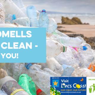 INGOLDMELLS BEACH CLEAN -FRIDAY 13TH AUGUST