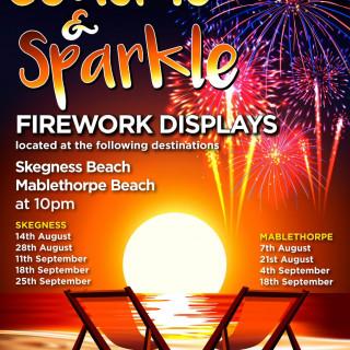 Seaside & Sparkle Firework Display