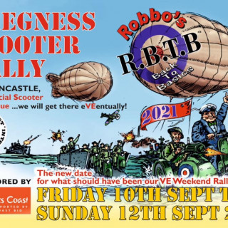 Skegness Scooter Rally at The Suncastle- 10th, 11th & 12th September