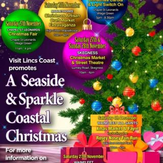 Seaside & Sparkle on the Lincolnshire Coast